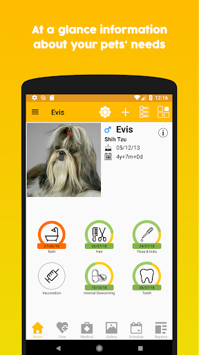 11pets: Pet care 4.001.015 screenshots 1