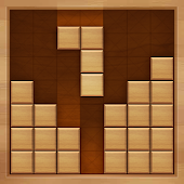 Block Puzzle - Wood Legend Icon