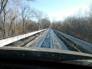 Photo: Really sketchy bridges in mid-America.