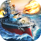 Battle of Warship: Battleship Naval Warfare