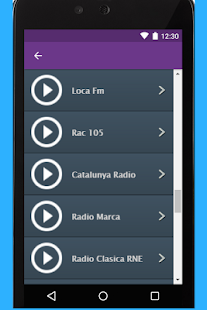Radio Clasica RNE App - náhled