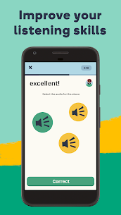 Learn Languages with Memrise MOD APK [Premium Subscription Unlocked] 5