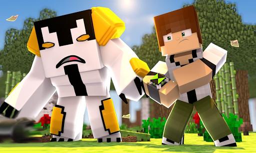 Skin Ben 10 For Minecraft PE 2.1.3 screenshots 3