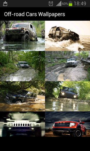 Off-road Cars Wallpapers
