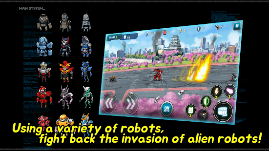 Robo Two VIP Screenshot