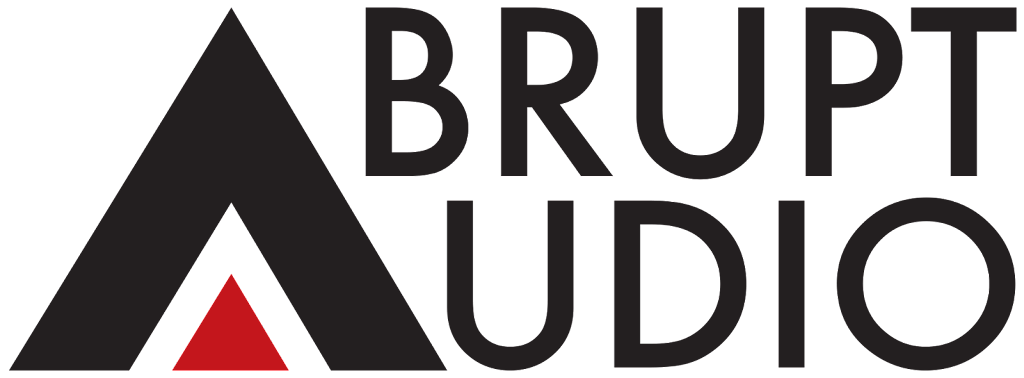abrupt audio logo