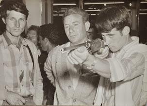 Photo: Tiro Pichón. Proveedor: Oscar Bezares. Año: 1966.