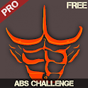 Abs Challenge Pro (FREE) icon