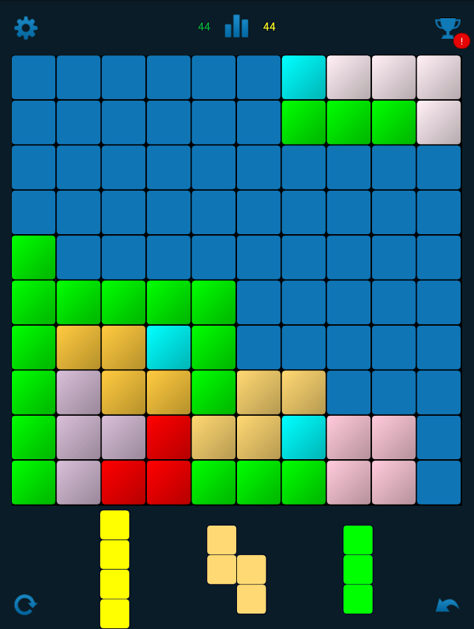 BlockPile - block puzzle craft- screenshot