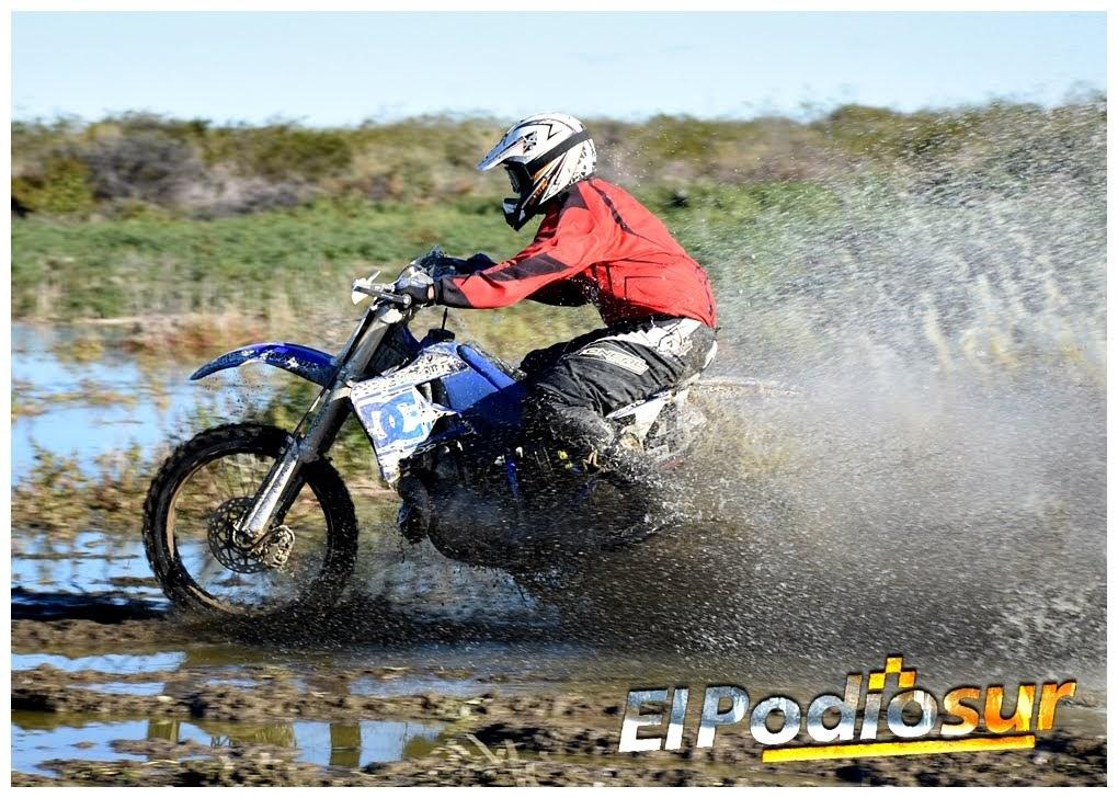 El Enduro Cross sobrepasó a todos en Puerto Madryn