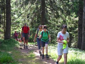 Photo: Beim 2-tägigen Lauftreffwochenende in Wehrhalden...