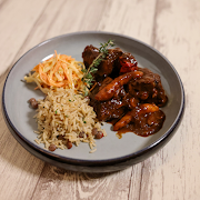 Jamaican Style Oxtail