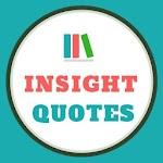 Insight Quptes -Enjoy ad free quotes Icon