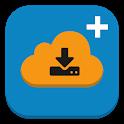 1DM+: Browser, Video, Audio, Torrent Downloader icon