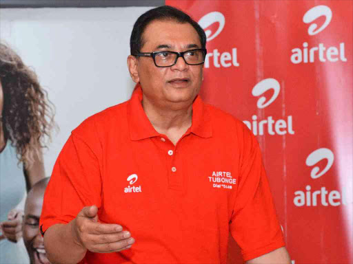 Airtel customers to receive money from 129 countries free of charge