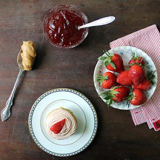 Strawberry Jam Cupcakes Recipes