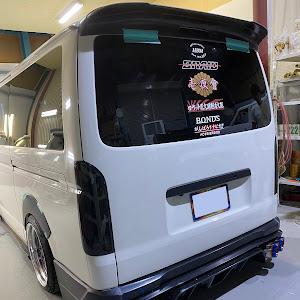 ハイエース TRH200V S-GL TRH200V H19年型のカスタム事例画像 DJけーちゃんだよさんの2020年06月03日03:09の投稿