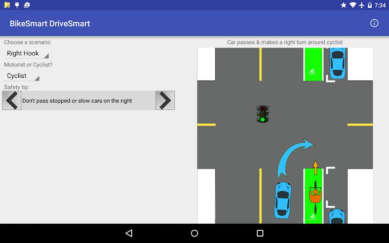 android BikeSmart-DriveSmart Screenshot 5