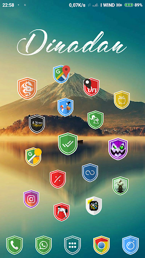 Dinadan Icon Pack screenshot 3