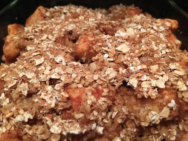Healthier Apple Crisp Recipe