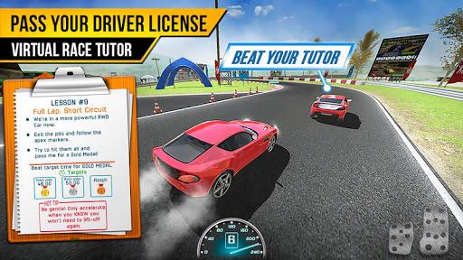 Driving School Test Car Racing 1.2 screenshots 17