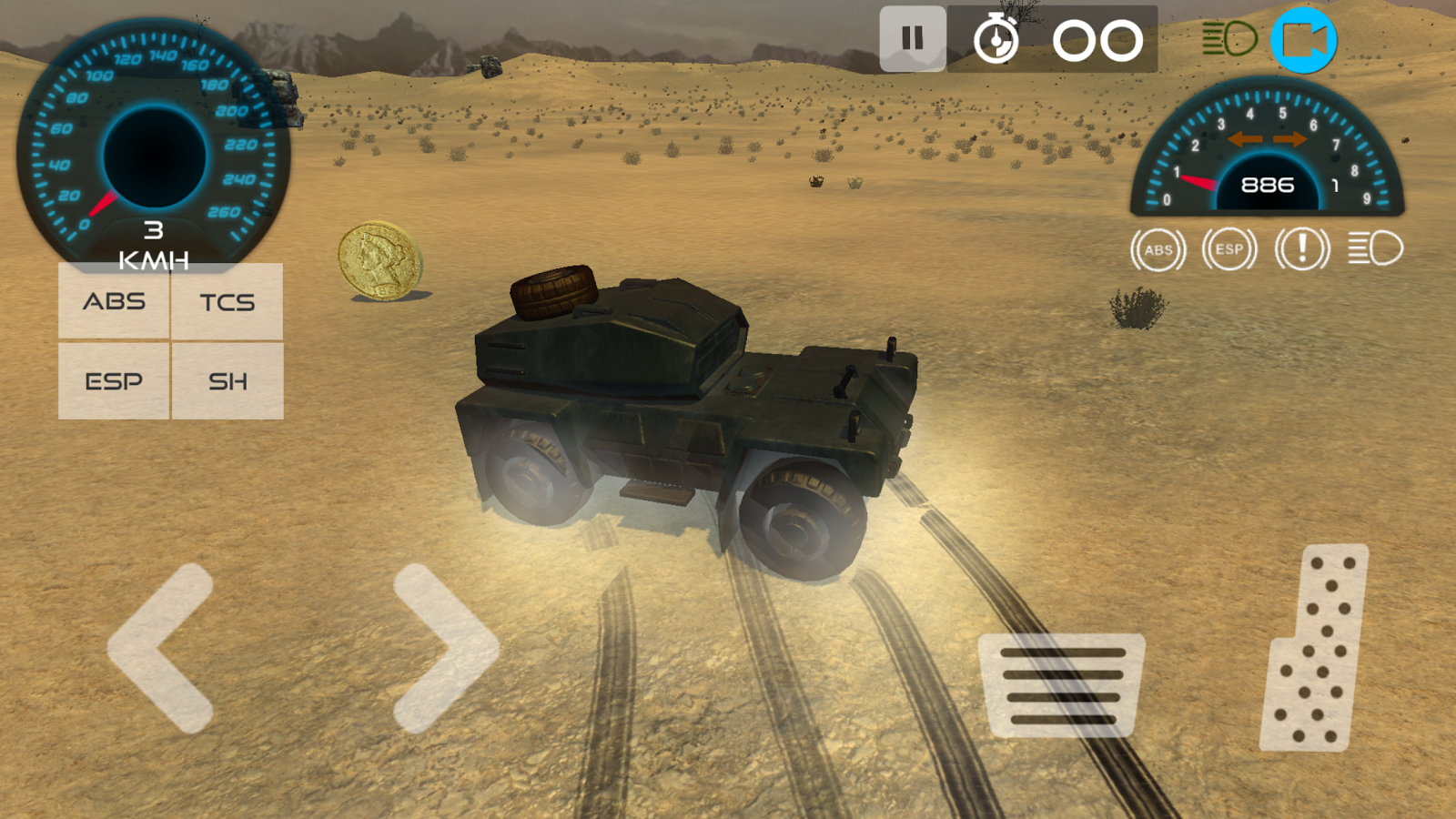 Army Vehicle Driving Simulator- screenshot