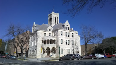 Photo: Comal County Courthouse  New Braunfels