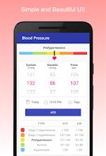 Blood Pressure Diary screenshot thumbnail