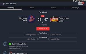 Star Sports Live Cricket Score apk screenshot