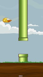 Flappy bird APK screenshot thumbnail 12