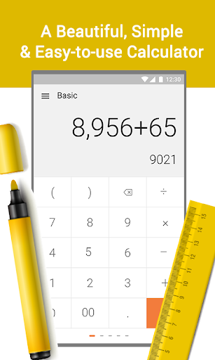 One Calculator - Multifunctional Calculator App - screenshot