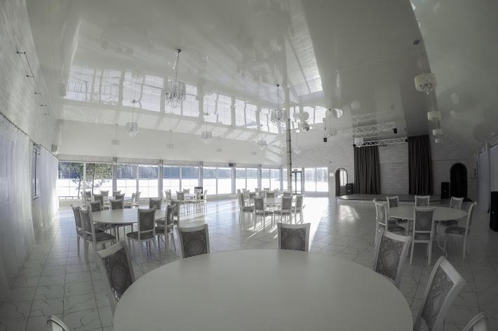 Фото №9 зала Зал на берегу