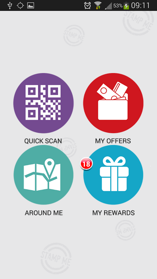 Stamp Me - Loyalty Card App- screenshot