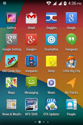 ROM][WIP][4 1 1]GE-ROM for Alcatel One Touch S'Pop/Glory 2