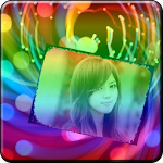 Abstract Photo Frame Apk