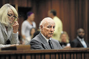 Former tennis star and child rapist Bob Hewitt, who was sentenced to six years. File picture