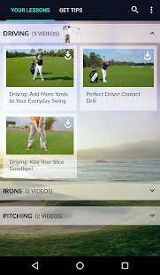 GOLF Fix Finder- screenshot thumbnail