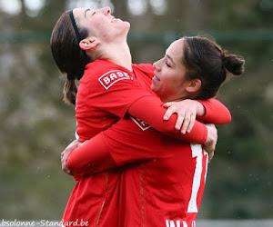 Le Standard Femina sans problème, Anderlecht imite l'Iran de Wilmots