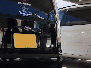 ムーヴカスタム L152S のカスタム事例画像 かとれあ@King of Streetとーかいさんの2019年10月06日19:53の投稿