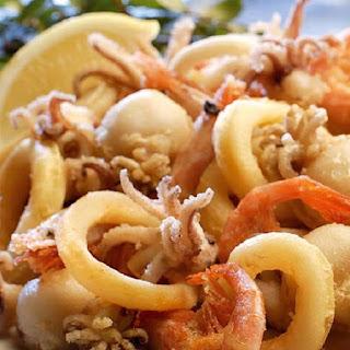 Shrimp Scallops Appetizer Recipes