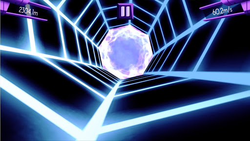Speed Maze - The Galaxy Run 2.5 screenshots 1