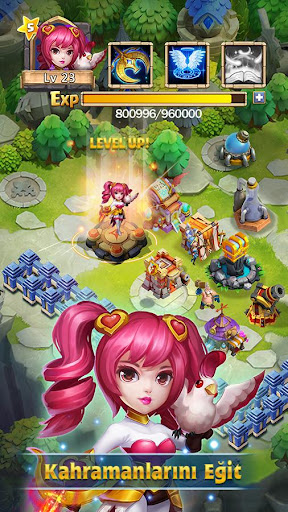 Castle Clash: Lonca Mu00fccadelesi 1.6.3 screenshots 2