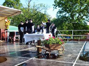 Photo: Jodlerklub in Aktion