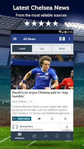 Chelsea News - Sportfusion screenshot 0