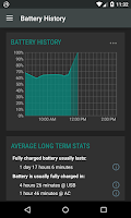 Screenshot of Battery Widget Reborn (Free)
