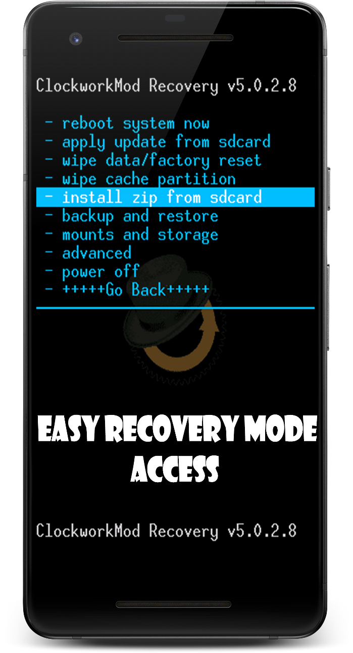 reboot apk for android
