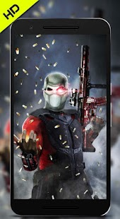 Deadshot Wallpaper HD - náhled