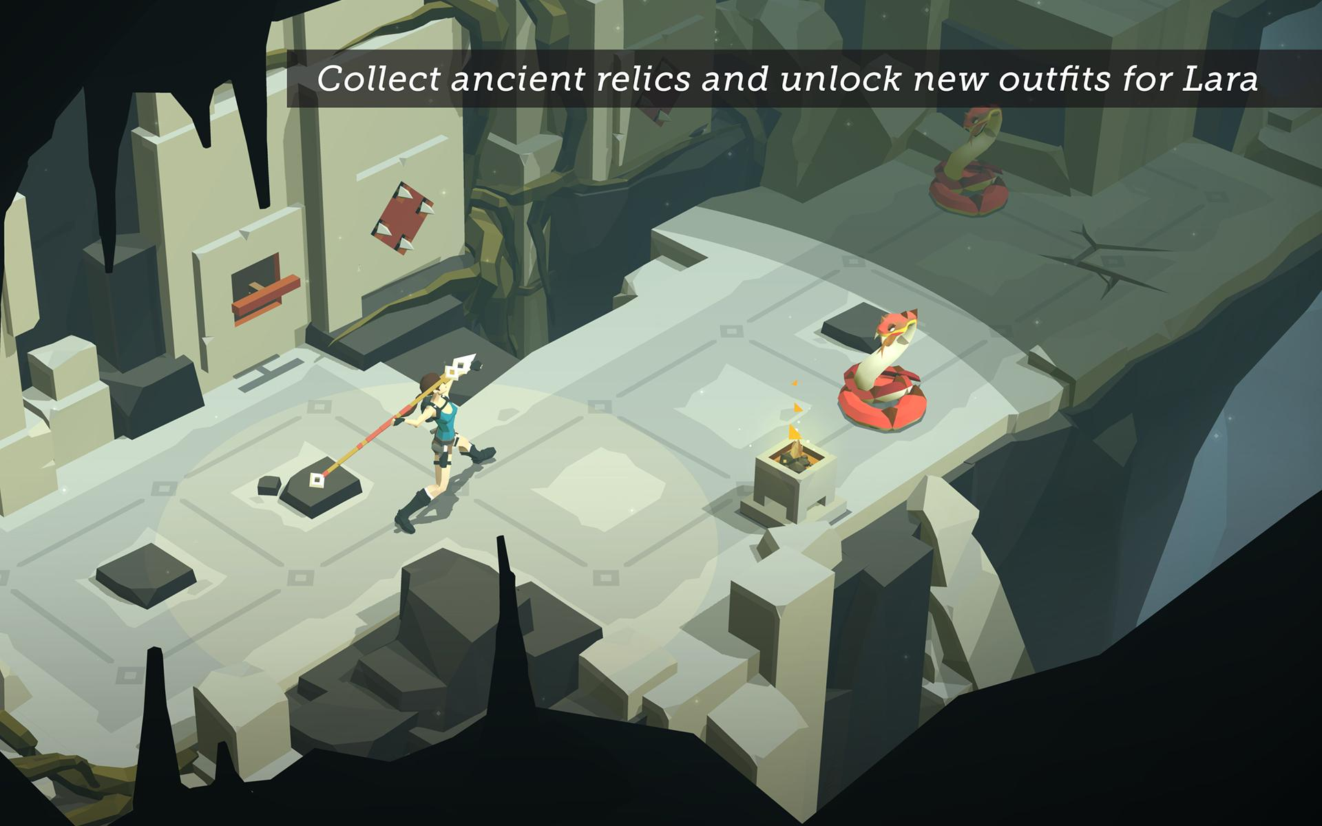 Lara Croft GO screenshot #13