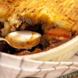 How To Make A Shepherd's Pie.