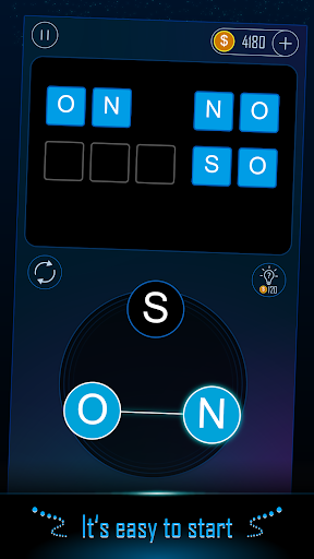 Word Space - Word Search & Connect Puzzle Games game (apk) free download for Android/PC/Windows screenshot